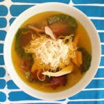 Low Carb Keto Shirataki Noodle Soup