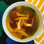 Low Carb Keto Turmeric Broth
