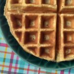 World's Best Low Carb Keto Waffles
