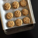 Low Carb Keto Peanut Butter Chocolate Chip Cookies