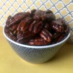 Low Carb Keto Candied Pecans