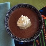 Low Carb Keto Chocolate Pudding
