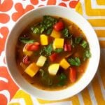 Low Carb Keto Vegetable Soup
