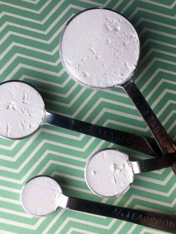 How to Make your own Keto Baking Soda