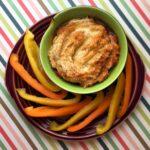 Low Carb Keto Cauliflower Hummus