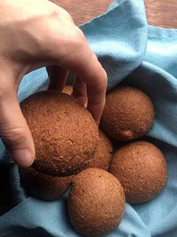 Keto Psyllium Bread Rolls