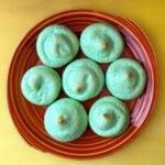 Low Carb Jello Meringue Cookies