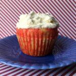 a Keto Poke Cupcake