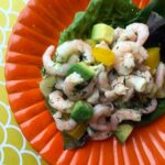 Low Carb Keto Shrimp Salad