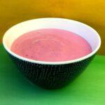 Low Carb Keto Cranberry Greek Yogurt