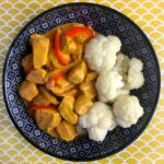 Low Carb Keto Chicken TIkka Masala
