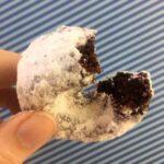 Keto Chocolate Mini Donuts