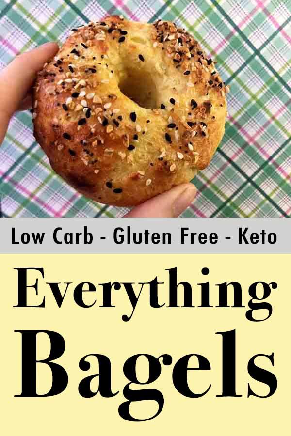 Gluten-Free Paleo Everything Bagel