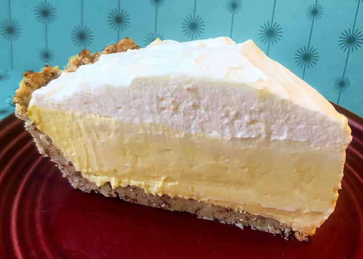 Keto Banana Cream Pie