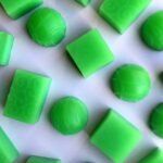 Low Carb Keto Lime Coconut Gummies