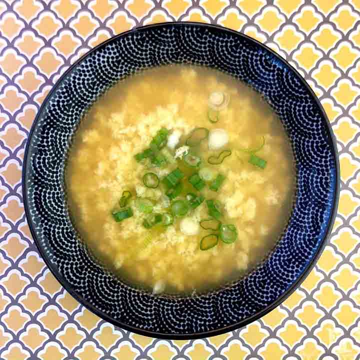 Carbs in Low Carn Keto Egg Drop Soup