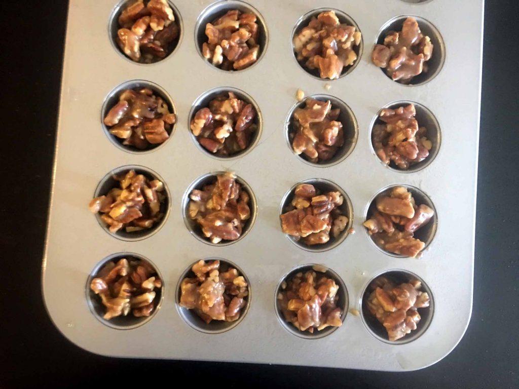 Low Carb Keto Pecan Pie Bites