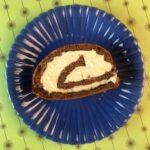 Low Carb Keto Chocolate Roll Cake
