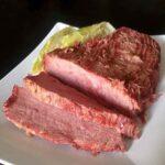 Keto Corned Beef Meal