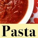 Gluten-Free Sugar-Free Quick Spaghetti Sauce