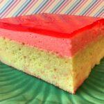 Keto Jello Layer Cake