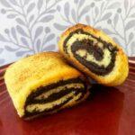 2 Keto Chocolate Rugelach Cookies