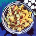 Low Carb Keto German Potato Salad