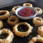 Low Carb Keto Onion Rings