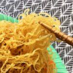 Low Carb Keto Cold Noodle Salad