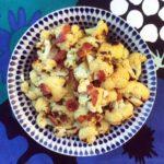 Keto Mock German Potato Salad