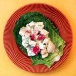 Low Carb Keto Green Goddess Chicken Salad