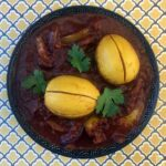 Low Carb Keto Egg Curry