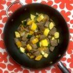 Low Carb Keto Steak Hibachi