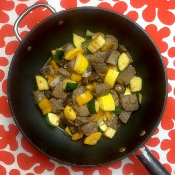 Low Carb Keto Steak Hibachi with Yum Yum Sauce