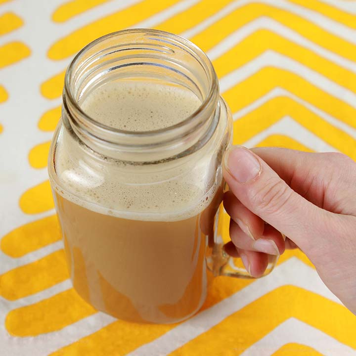 Ketogenic Butter Coffee