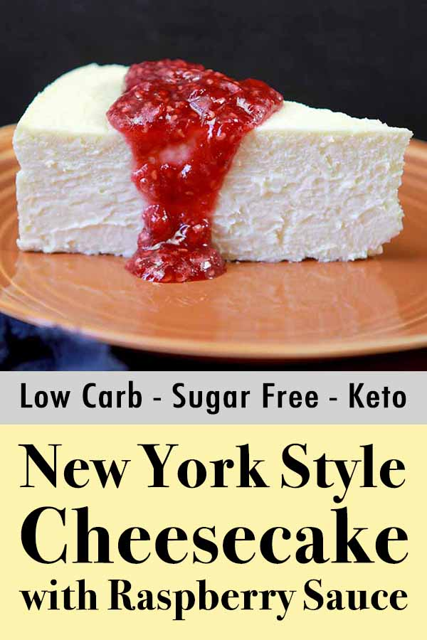 Best NY Style Cheesecake Pinterest Pins