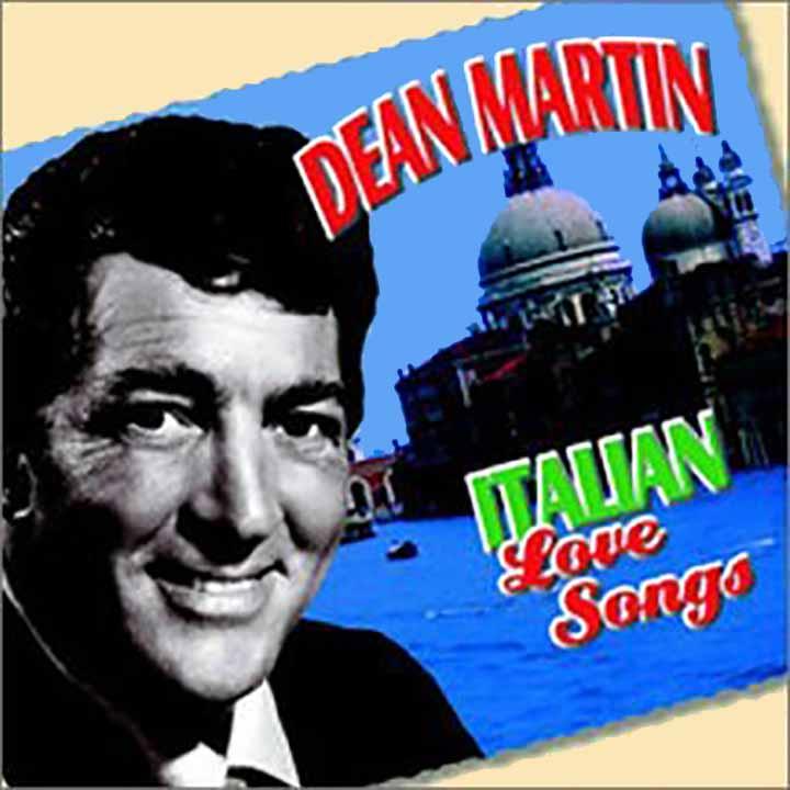 Dean Martin Sings Italian Songs