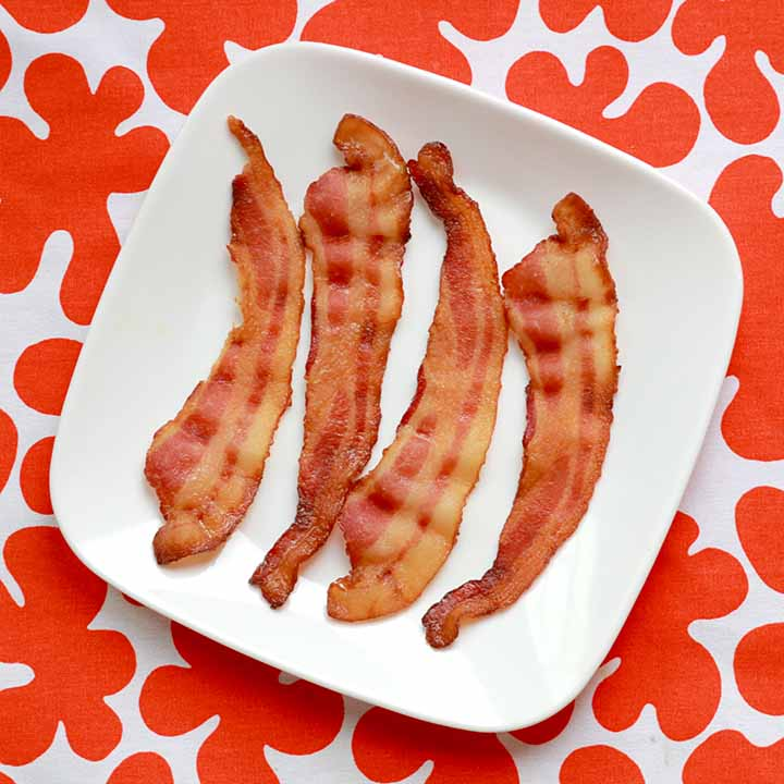 Low Carb Keto Sugar-Free Candied Bacon