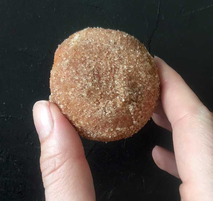 Low Carb Keto Air Fryer Doughnuts