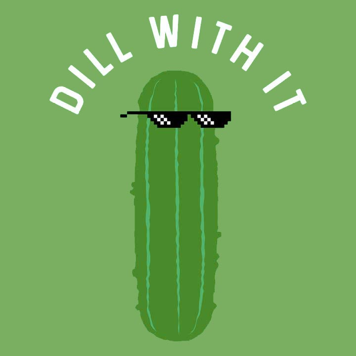 Dill Pickle Logo