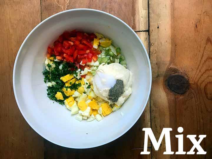 Primal Instant Pot Egg Salad