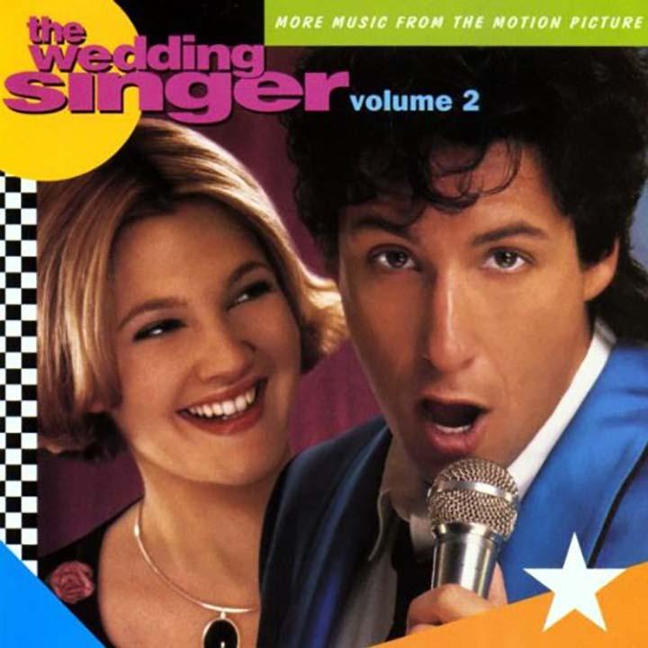 The Wedding Singer Soundtrack Album Cover