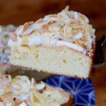 Gluten Free Toasted Almond Torte