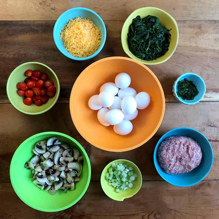 Quick Paleo Breakfast Casserole