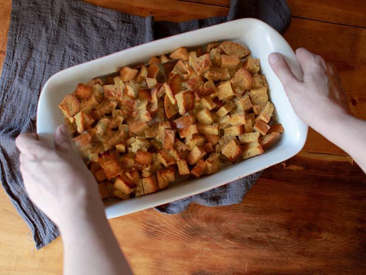 Best Sugar-Free French Toast Breakfast Casserole