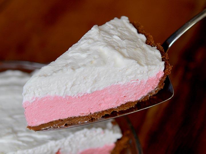 Best Gluten-Free Strawberry Jello Cream Pie