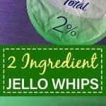 Pinterest Pin for Jello Whips