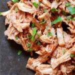 Memphis Style Low Carb Pulled Pork BBQ