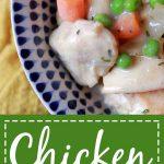 Chicken Pot Pie Pinterest Pin