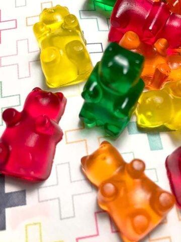 Sugar Free Keto Gummy Bears